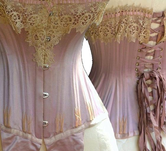 Creación de corset