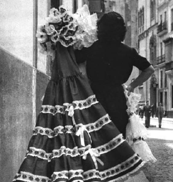 curso de trajes de flamenca