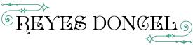 Reyes Doncel Logo